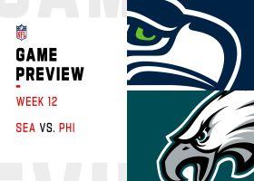 Seahawks vs. Eagles preview | Week 12