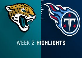 Jaguars vs. Titans highlights | Week 2