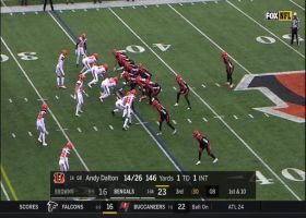 John Ross dazzles the eye on 28-yard catch and run