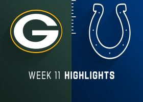 Packers vs. Colts highlights | Week 11
