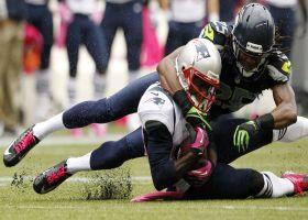 Baldy's Breakdowns: The game Richard Sherman locked down the Patriots | Week 6, 2012