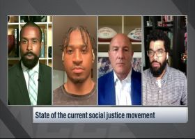 Justin Jackson, Pioli, Prof. Rice on state of social justice movement