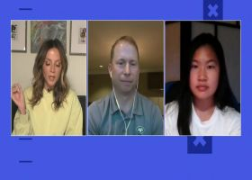 Jesse Linder, Pauline Kung discuss Nike, Jets partnering to create girls flag football league