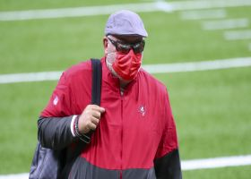 Pioli: How Arians 'handles' Tom Brady differently than Belichick did