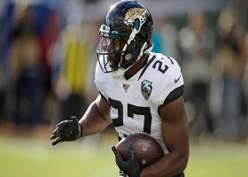 NFL Network's Tom Pelissero: Jacksonville Jaguars will not pick up running back Leonard Fournette's fifth-year option