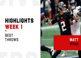 Matt Ryan's best throws from 450-yard game | Week 1