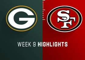 Packers vs. 49ers highlights | Week 9