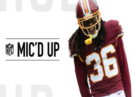 Mic'd Up: Washington Redskins safety D.J. Swearinger leads on and off field | Week 9