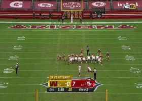 Dustin Hopkins drills 51-yard field goal