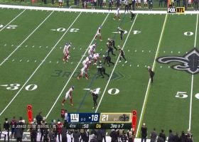 Kenny Golladay bounces off tackles for crucial 28-yard gain