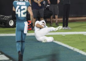 Fitzpatrick lobs TD to 6-foot-6 Gesicki to start game 11-of-11