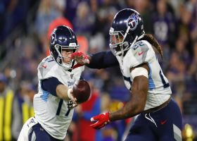 Burleson: Titans have best offensive trio in the NFL