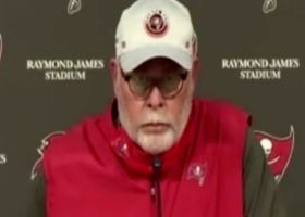 Arians on expectations for Brady, fixing Bucs' offensive struggles