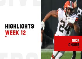 Nick Chubb's best plays from 144-yard game | Week 12