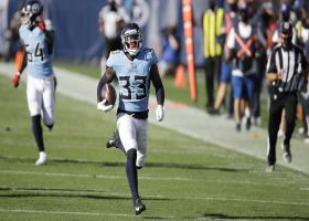 Desmond King delivers massive TD in first game with Titans