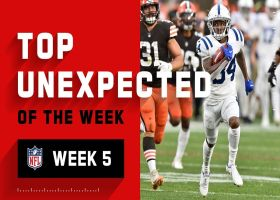 Top unexpected players of the week | Week 5