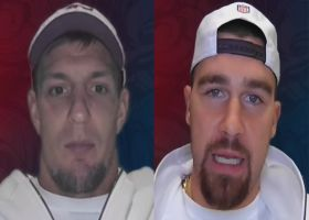 Best Gronk, Kelce moments from Opening Night