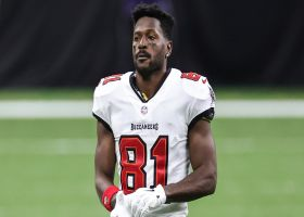 Palmer: Bucs still open to bringing AB back after WR's civil settlement