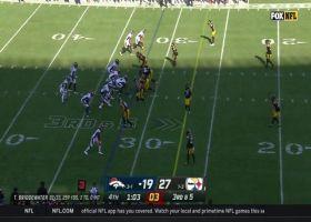 Bridgewater's 23-yard strike hits toe-tapping Kendall Hinton
