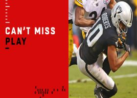 Can't-Miss Play: Carr makes nomination for pass of the year