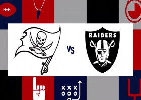 Buccaneers-Raiders score predictions in Week 7 | 'GameDay View'
