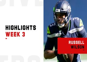 Russell Wilson's biggest plays from 5-TD game | Week 3