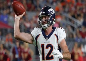 Paxton Lynch floats pass through defenders for 10-yard score