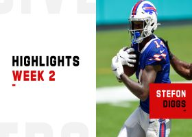 Stefon Diggs' best catches from 153-yard game | Week 2