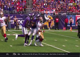 270-degree view of Hughes' pick-six vs. Jimmy G | True View