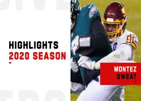 Montez Sweat highlights | 2020 season