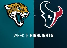 Jaguars vs. Texans highlights | Week 5
