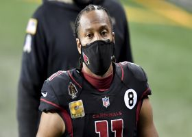 Rapoport: COVID-19 hit Larry Fitzgerald 'pretty hard'; WR lost 9 pounds