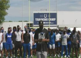 Jacoby Brissett, Zaire Franklin outline Colts' four areas of social justice focus for 2020