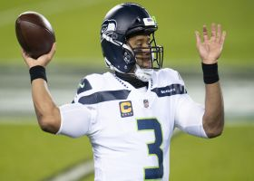 Burleson: Wilson, Seahawks are 'top challengers' to Bucs in NFC
