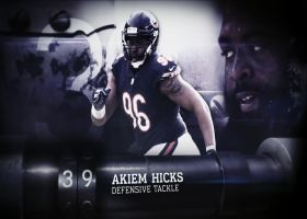 'Top 100 Players of 2019': Chicago Bears defensive tackle Akiem Hicks | No. 39