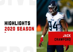 Jack Crawford's best plays of the 2020 season