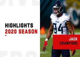 Jack Crawford's best plays of the 2020 season