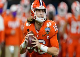 Bucky Brooks reveals his top NFL comp for Trevor Lawrence