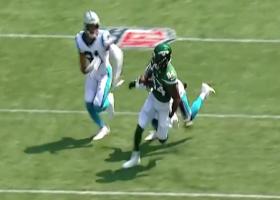 Corey Davis breaks free for 35 yards