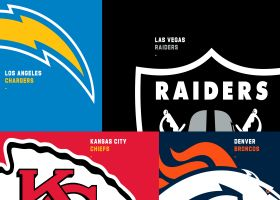 How the AFC West teams got their colors
