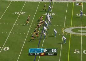 Rodgers finds Valdes-Scantling for clutch third-down pickup