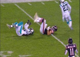 Chase Daniel lofts perfect 45-yard pass to Ian Bunting