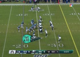 Every sack and TFL by the Seahawks' defense | NFC Wild Card