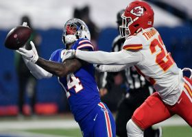 Game Theory: Frelund's 'interesting matchup to watch' in Bills-Chiefs