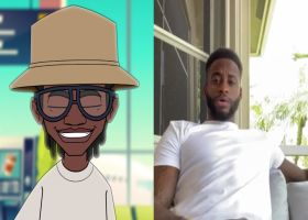 DeVante Parker shares the inspiration behind his animated series
