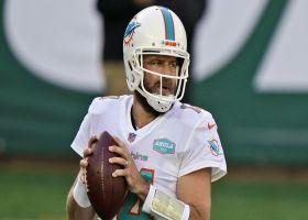 Burleson: Washington 'found their quarterback' in Fitzpatrick