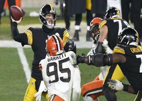 PFF 2021 NFL Draft needs: Pittsburgh Steelers
