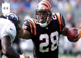 This Day in History: Corey Dillon breaks the single-game rushing record