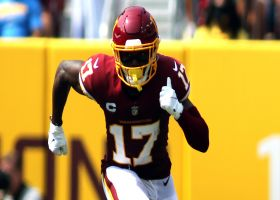 Mic'd Up: Listen to Terry McLaurin vs. the Chargers | Week 1