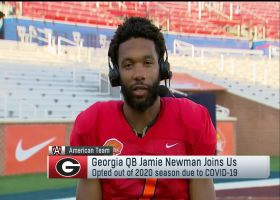 Georgia QB Jamie Newman shares opportunity of Senior Bowl after opting out of season due to COVID-19